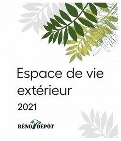 Garden & DIY deals in the Réno Dépôt catalogue ( More than a month)