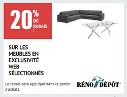 Réno Dépôt deals in the Montreal flyer