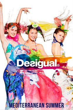 Desigual deals in the Montreal flyer
