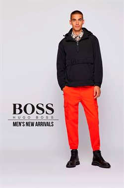 Hugo Boss deals in the Hugo Boss catalogue ( More than a month)