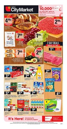 Loblaws deals in the Vancouver flyer