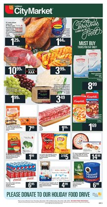 Grocery offers in the Loblaws catalogue in Vancouver