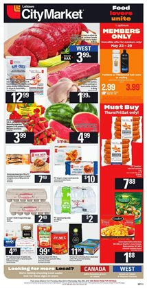 Loblaws deals in the Calgary flyer