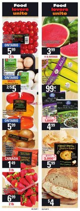 Loblaws deals in the Toronto flyer