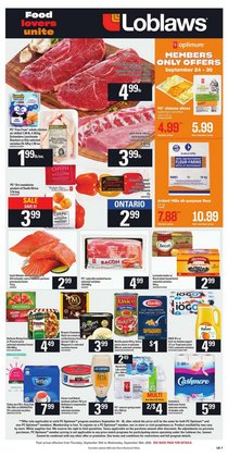 Halloween deals in the Loblaws catalogue ( 4 days left)
