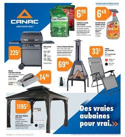 Canac deals in the Victoriaville flyer