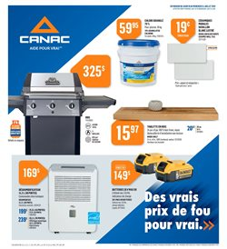 Garden & DIY offers in the Canac catalogue in Drummondville