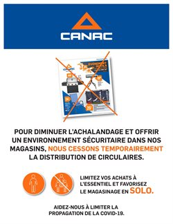 Canac catalogue ( 2 days ago )