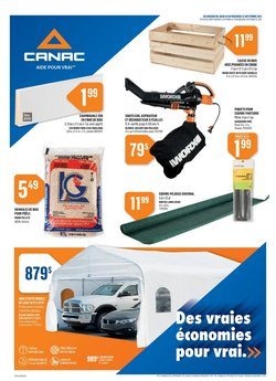Canac deals in the Canac catalogue ( 1 day ago)