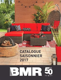 BMR deals in the Quebec flyer