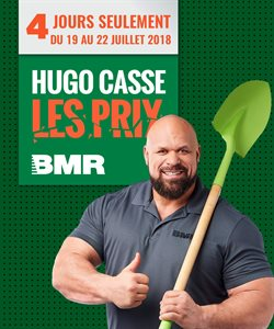 BMR deals in the Montreal flyer
