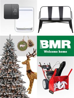 Home & furniture offers in the BMR catalogue in Saint-Jérôme