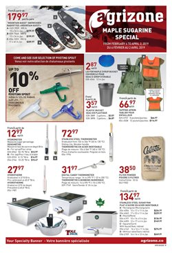 Home & furniture offers in the BMR catalogue in Montreal
