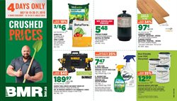 Garden & DIY offers in the BMR catalogue in Saint-Hyacinthe
