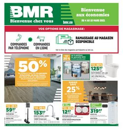 BMR catalogue in Sherbrooke QC ( Expired )