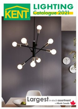 Kent deals in the Kent catalogue ( More than a month)