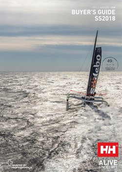 Helly Hansen deals in the Hamilton flyer