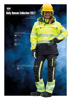 Sport offers in the Helly Hansen catalogue in Hamilton