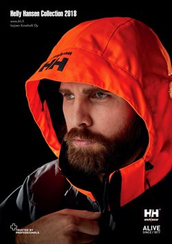 Sport offers in the Helly Hansen catalogue in Montreal