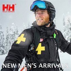 Sport offers in the Helly Hansen catalogue in Cornwall