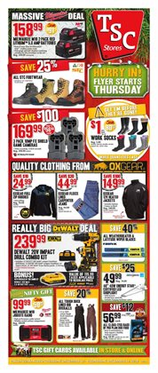 Home & furniture offers in the TSC Stores catalogue in Cornwall