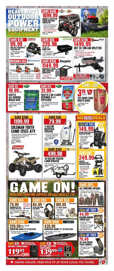TSC Stores in Peterborough | Weekly Flyers & Catalogues