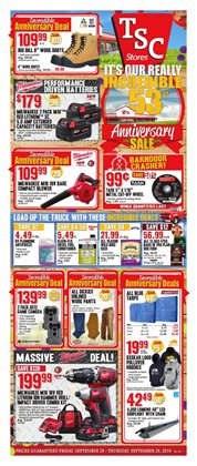 TSC Stores deals in the St. Catharines flyer