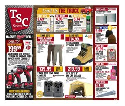 Garden & DIY offers in the TSC Stores catalogue in Peterborough