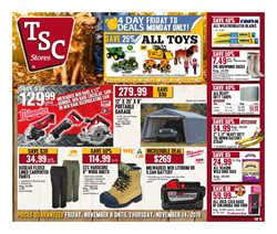 Garden & DIY offers in the TSC Stores catalogue in Newcastle
