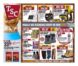 Garden & DIY offers in the TSC Stores catalogue in St. Catharines ( 1 day ago )