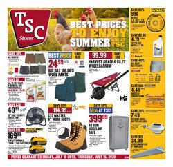 Garden & DIY offers in the TSC Stores catalogue in Newcastle ( 1 day ago )