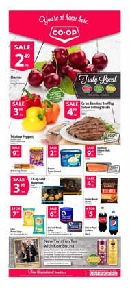 co-op west deals in the Saskatoon flyer