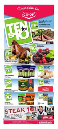 co-op west catalogue ( Expires today)