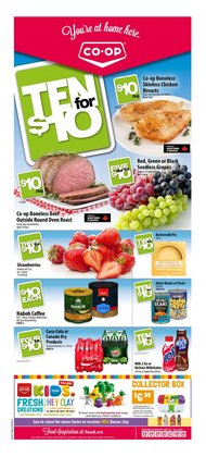 Co-op west deals in the co-op west catalogue ( Expires tomorrow)