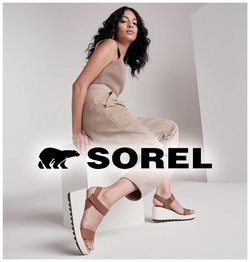 Sorel catalogue ( More than a month )