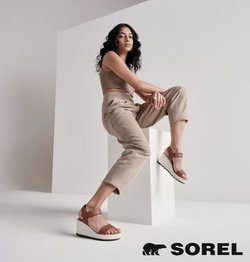 Clothing, Shoes & Accessories deals in the Sorel catalogue ( Expires tomorrow)