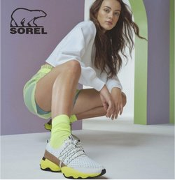 Sorel deals in the Sorel catalogue ( 8 days left)