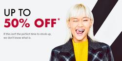 Designer Shoe Warehouse deals in the Toronto flyer