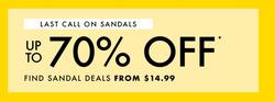 Designer Shoe Warehouse coupon ( 9 days left )