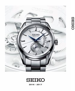 Seiko deals in the Toronto flyer