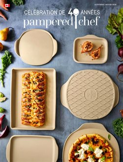Grocery offers in the Pampered Chef catalogue in Toronto ( More than a month )