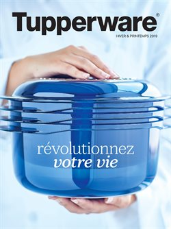 Tupperware deals in the Victoria BC flyer