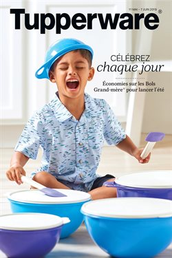 Home & furniture offers in the Tupperware catalogue in Montreal