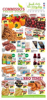 Commisso's Fresh Foods deals in the Niagara Falls flyer
