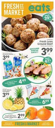 Fresh St Market catalogue ( 3 days left )