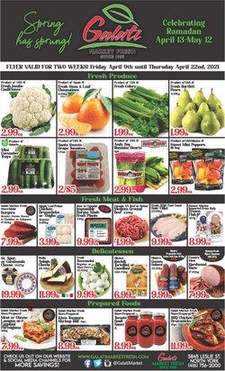 Santa deals in the Galati Market Fresh catalogue ( 6 days left)