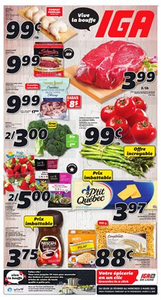 IGA Extra catalogue ( 1 day ago )