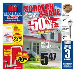 Electronics & Appliances offers in the Timber Mart catalogue in Hamilton