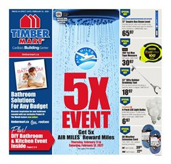 Timber Mart catalogue ( Expired )