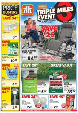 Home Hardware deals in the Calgary flyer